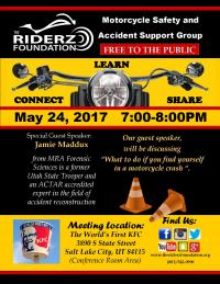 Motorcycle Safety and Accident Support Group Meeting