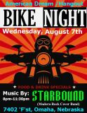 Starbound at Hangout's Bike Night