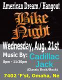Cadillac Jack Band at Hangout's Bike Night