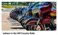 2018 Indians in the Hills Motorcycle Rally