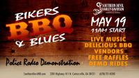 Bikers, BBQ, and Blues