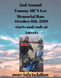 Tommy MFKN Lee memorial run