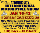 Atlantic City International Motorcycle Show