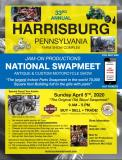 33rd Anniversary Spring Harrisburg Motorcycle Swap Meet & Show * CANCELLED *