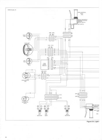 Ironhead Sportster Wiring Diagram together with Engine Diagrams For Dummies likewise Harley Davidson Ke Light Wiring Diagram as well Gm 3 Wire Alternator Idiot Light Hook Up Hot Rod Forum 4 further 2007 Harley Sportster 883 Starter Wiring Diagrams. on harley flh wiring harness diagram