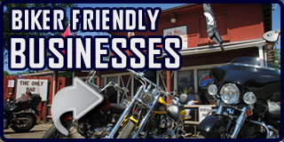Biker Friendly Businesses