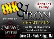 Ink & Iron Charity Run & Show - CycleFish com
